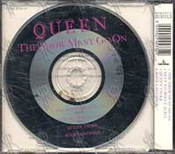QUEEN - The Show Must Go On - 2