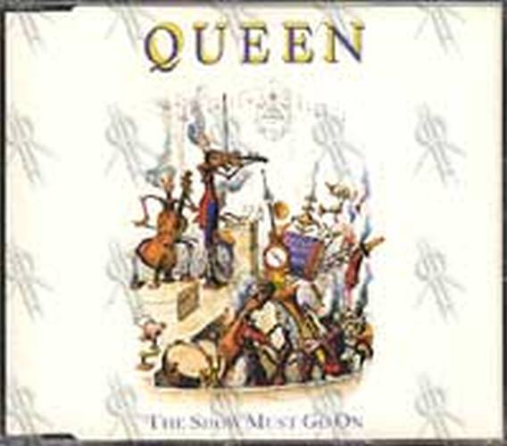 QUEEN - The Show Must Go On - 1