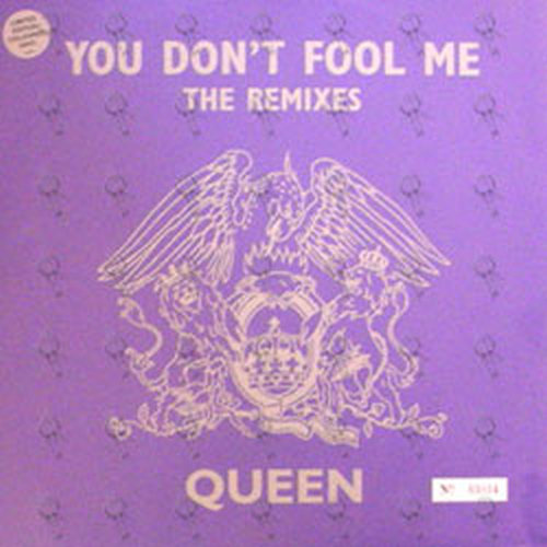 QUEEN - You Don't Fool Me The Remixes - 1