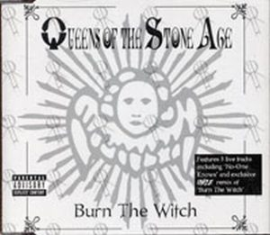 QUEENS OF THE STONE AGE - Burn The Witch - 1