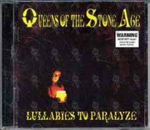 QUEENS OF THE STONE AGE - Lullabies To Paralyze - 1