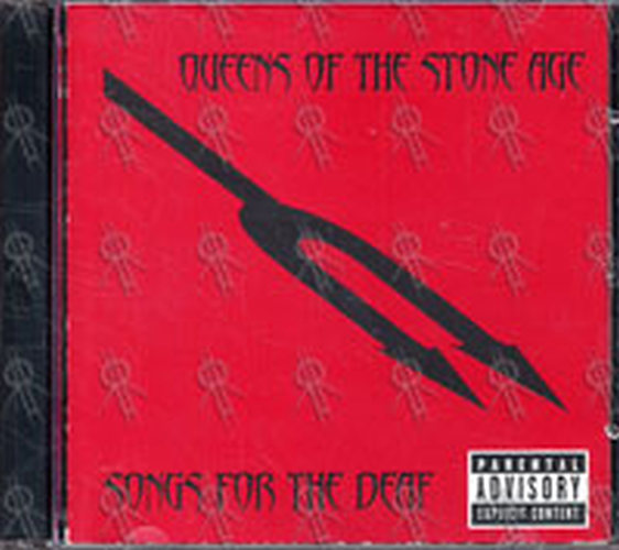 queens of the stone age songs for the deaf album cd
