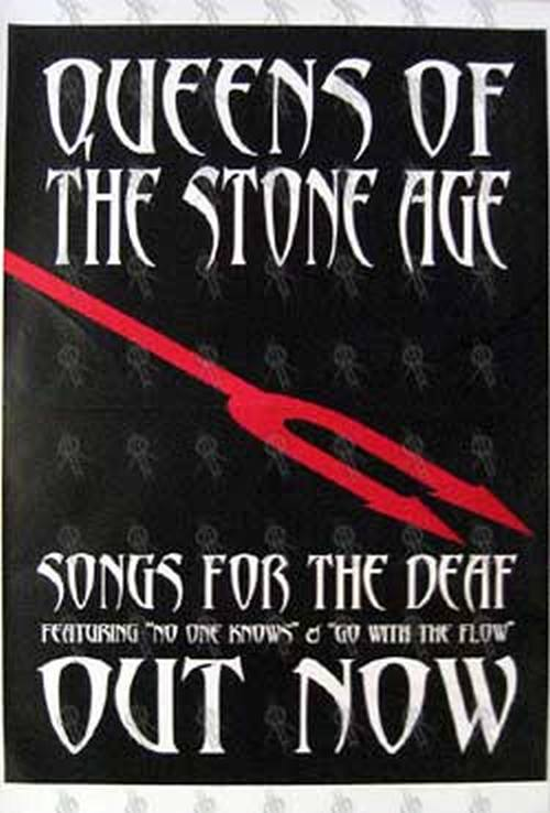 queens of the stone age songs for the deaf album