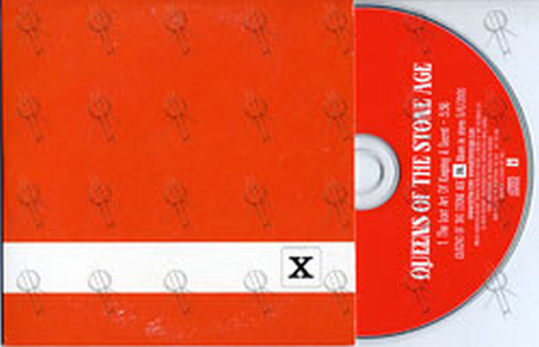 QUEENS OF THE STONE AGE - X - 1