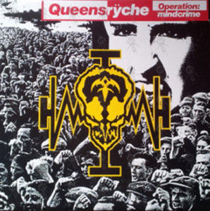 QUEENSRYCHE - Operation: Mindcrime - 1