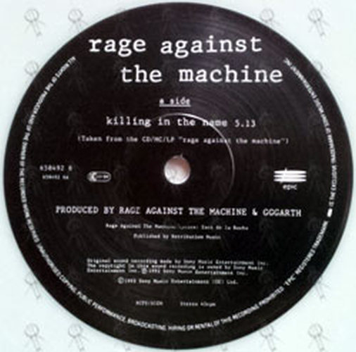 rage against the machine killing in the name