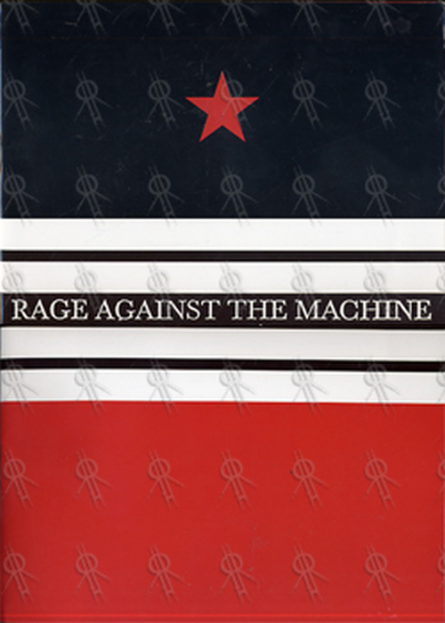 RAGE AGAINST THE MACHINE - Tour 2000 Program - 1