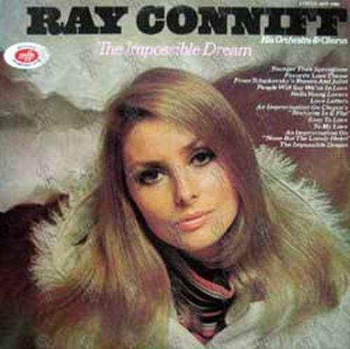 RAY CONNIF HIS ORCHESTRA & CHORUS - The Impossible Dream - 1