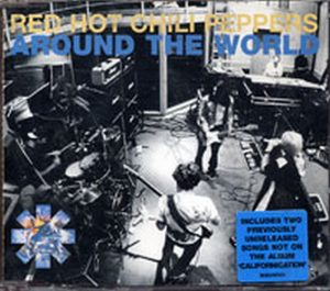 RED HOT CHILI PEPPERS - Around The World - 1