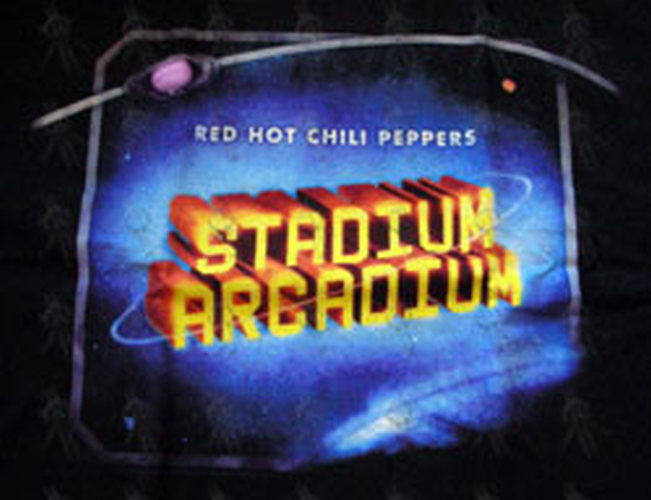 Red Hot Chili Peppers Stadium Arcadium | www.imgkid.com ...