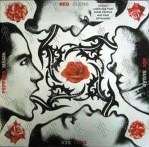 RED HOT CHILI PEPPERS - Blood Sugar Sex Magik - 1