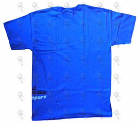 RED HOT CHILI PEPPERS - Blue 'Surfer' Design T-Shirt - 2