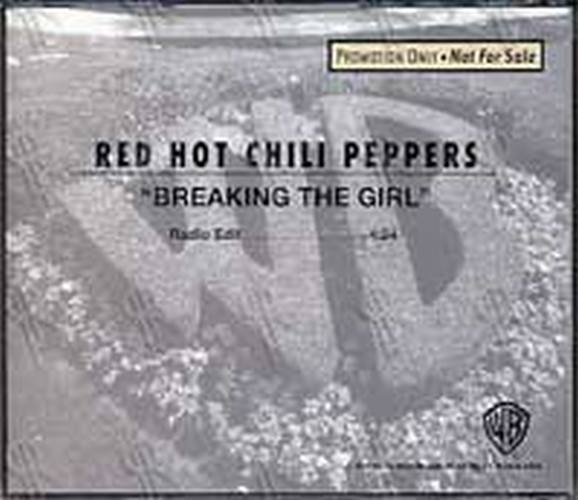 RED HOT CHILI PEPPERS - Breaking The Girl - 2