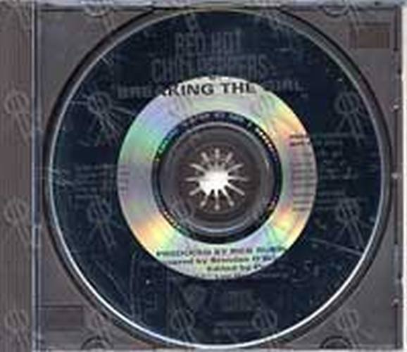 RED HOT CHILI PEPPERS - Breaking The Girl - 1