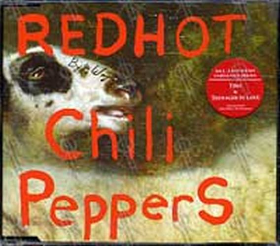 RED HOT CHILI PEPPERS - By The Way (Part 1 of a 2CD Set) - 1