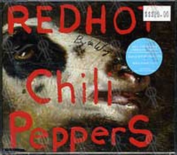 RED HOT CHILI PEPPERS - By The Way (Part 2 of a 2CD Set) - 1