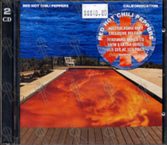 RED HOT CHILI PEPPERS - Californication - 1