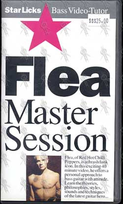 RED HOT CHILI PEPPERS - Flea : Master Session - 1