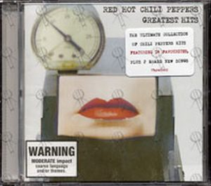 RED HOT CHILI PEPPERS - Greatest Hits - 1