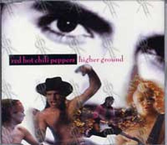 RED HOT CHILI PEPPERS - Higher Ground - 1