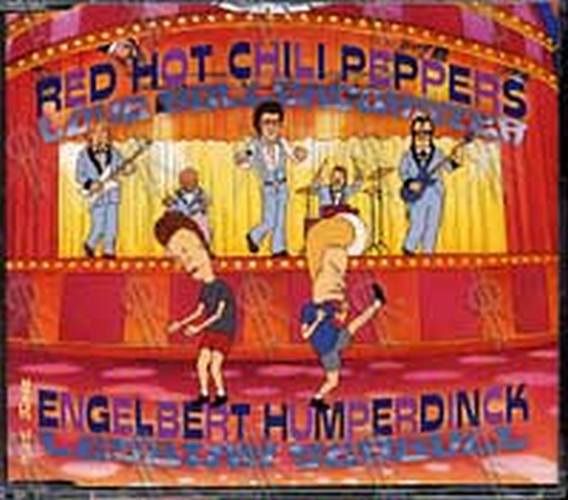 RED HOT CHILI PEPPERS - Love Rollercoaster - 1