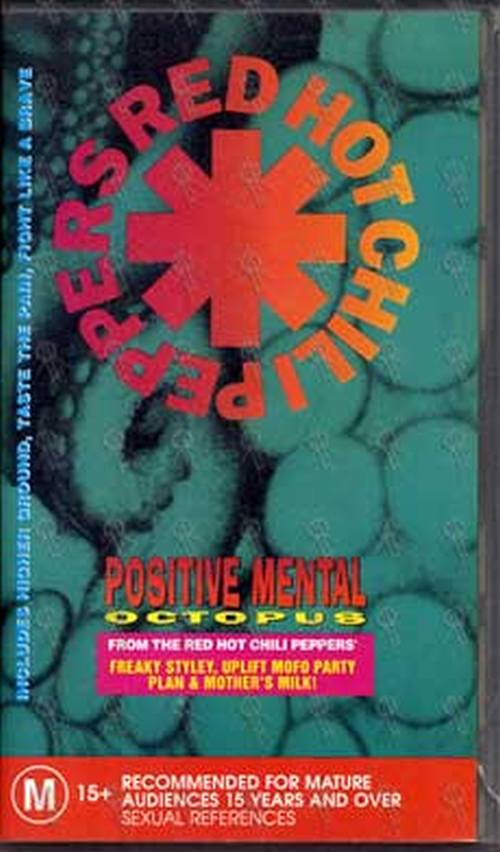 RED HOT CHILI PEPPERS - Positive Mental Octopus - 1