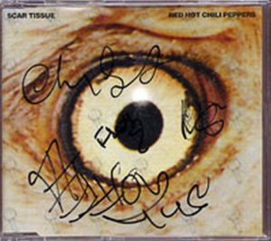 RED HOT CHILI PEPPERS - Scar Tissue - 5