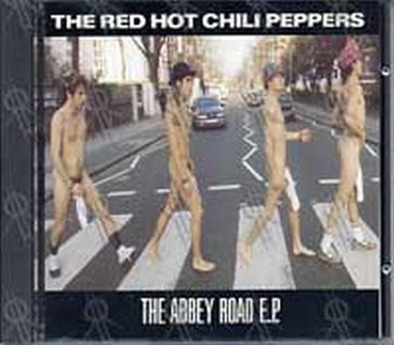 RED HOT CHILI PEPPERS - The Abbey Road EP - 1