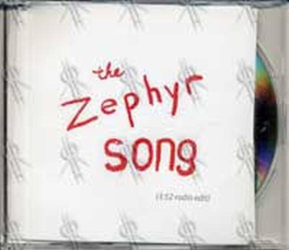 RED HOT CHILI PEPPERS - The Zephyr Song - 1