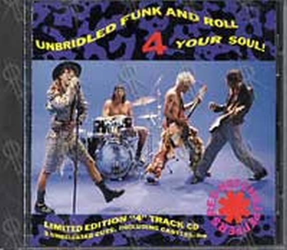 RED HOT CHILI PEPPERS - Unbridled Funk And Roll 4 Your Soul! Taste The Pain - 1