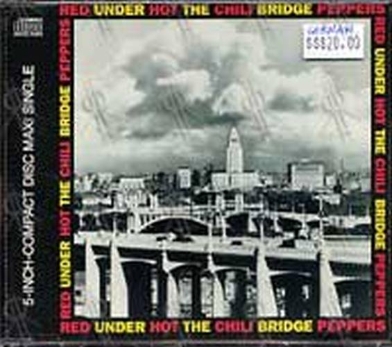 RED HOT CHILI PEPPERS - Under The Bridge - 1
