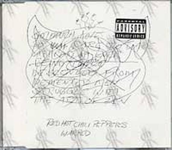 RED HOT CHILI PEPPERS - Warped - 1