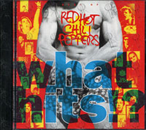 RED HOT CHILI PEPPERS - What Hits!? - 1