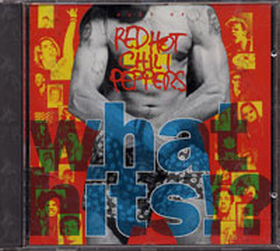 RED HOT CHILI PEPPERS - What Hits? - 1