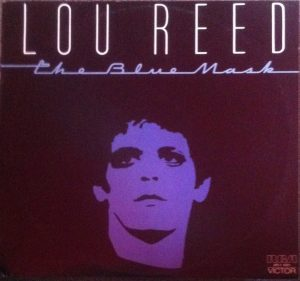REED-- LOU - The Blue Mask - 1