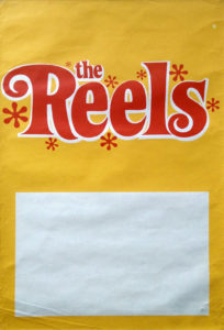 REELS-- THE - The Reels Blank 1980s Poster - 1