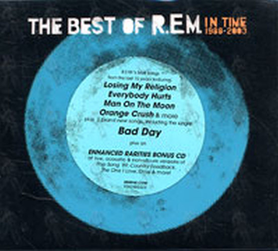 Rem In Time The Best Of R E M 1988 2003 Album Cd