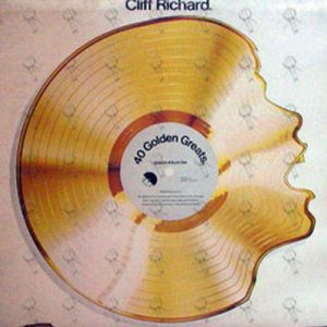 RICHARD-- CLIFF - 40 Golden Greats - 1