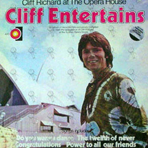 RICHARD-- CLIFF - Cliff Entertains - 1