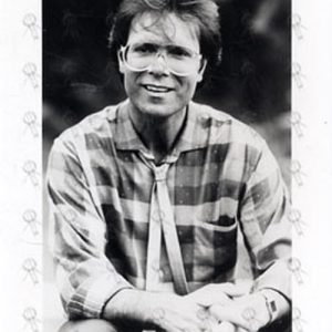 RICHARD-- CLIFF - Cliff Richard Promo Photo (Glasses) - 1