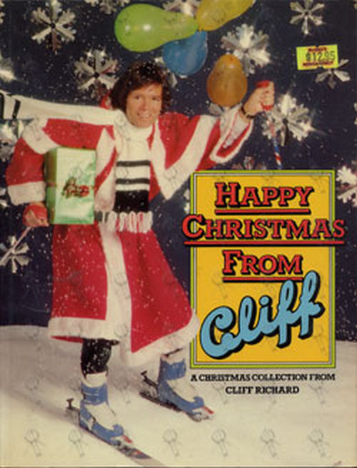 RICHARD-- CLIFF - Happy Christmas From Cliff - 1