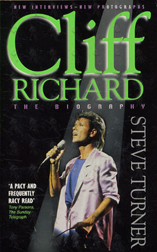RICHARD-- CLIFF - The Biography - 1