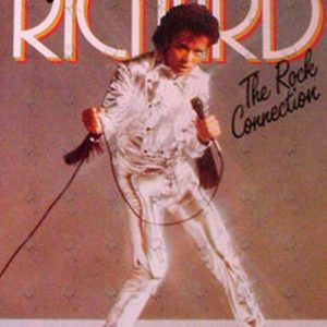 RICHARD-- CLIFF - The Rock Connection 1984 Austraian/NZ Tour Program - 1