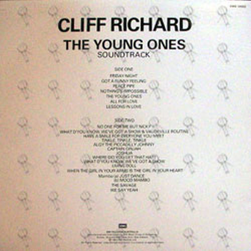 RICHARD-- CLIFF - The Young Ones - 2