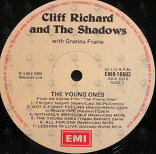 RICHARD-- CLIFF - The Young Ones - 3