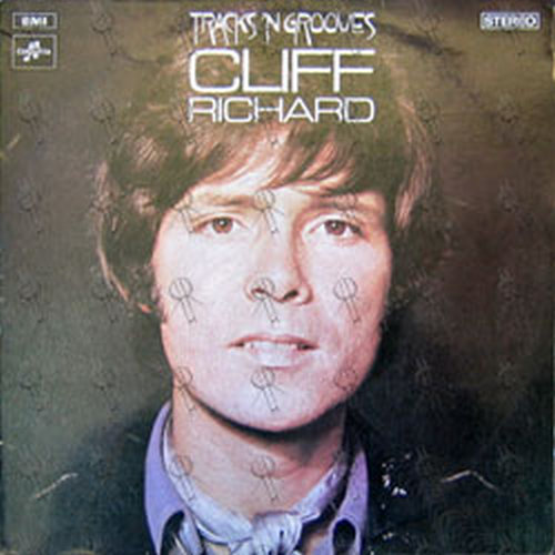 RICHARD-- CLIFF - Tracks 'N Grooves - 1
