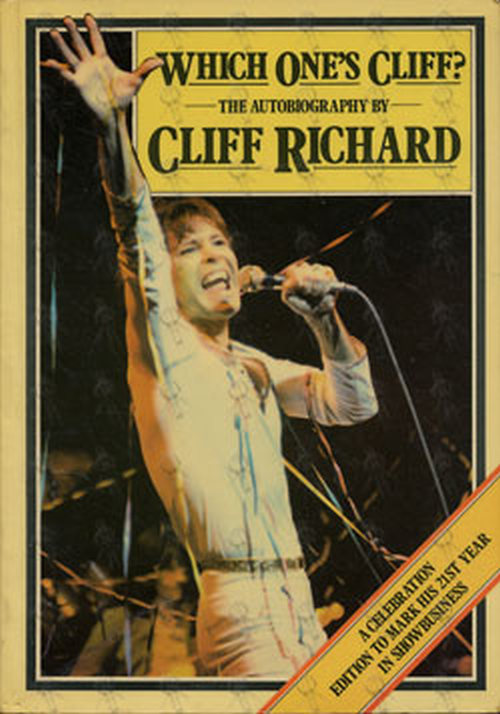 RICHARD-- CLIFF - Which Ones Cliff? (UK) - 1