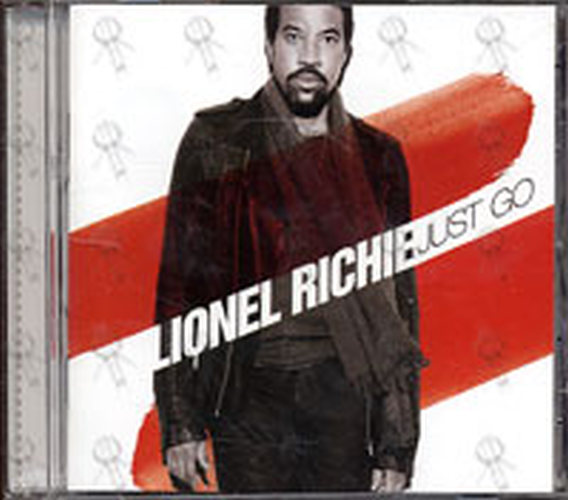 RICHIE-- LIONEL - Just Go - 1