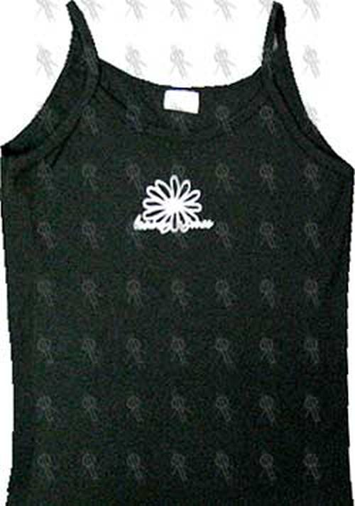 RIMES-- LEANN - Embroidered Black Girls Singlet - 1