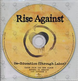 Rise Against The Sufferer Amp The Witness Album Cd
